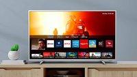 Amazon verkauft große Philips-Fernseher mit 4K zum Schnäppchenpreis