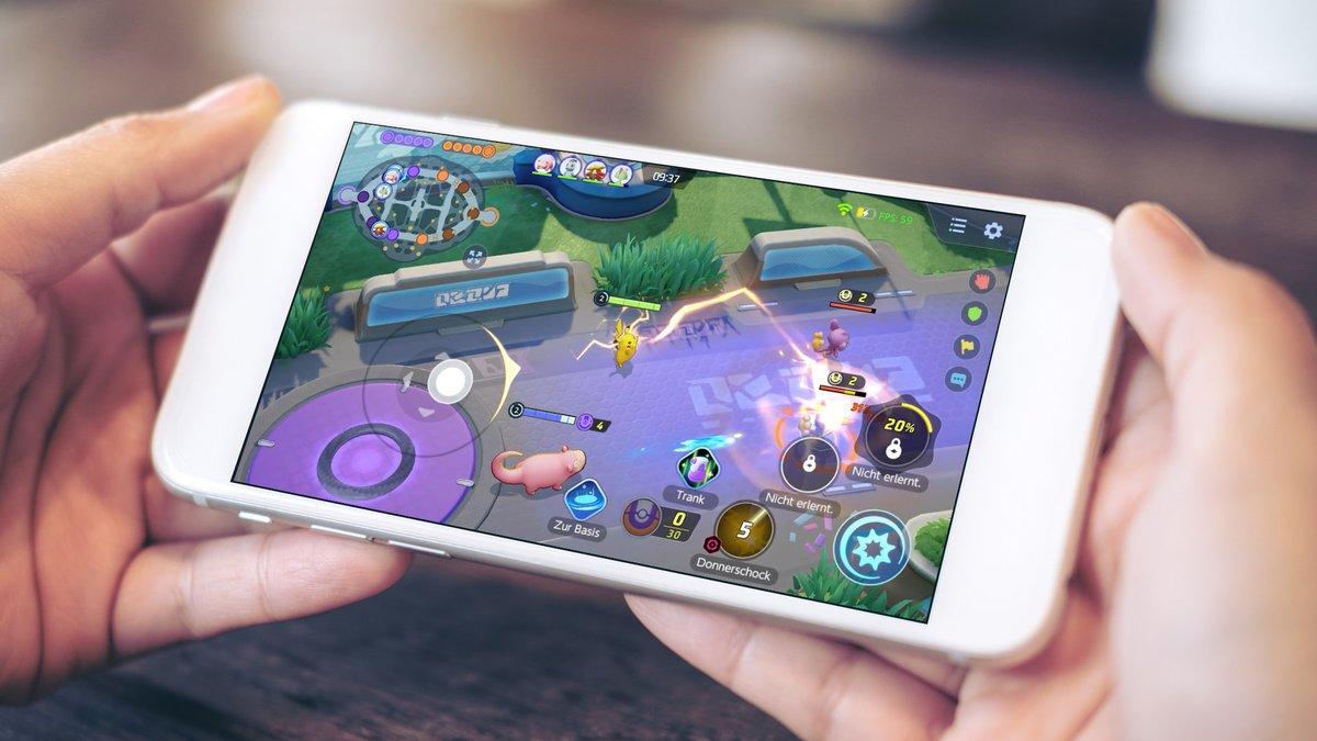 Nicht mehr Switch-exklusiv: Kostenloses Pokémon-Spiel jetzt auch für Android & iOS