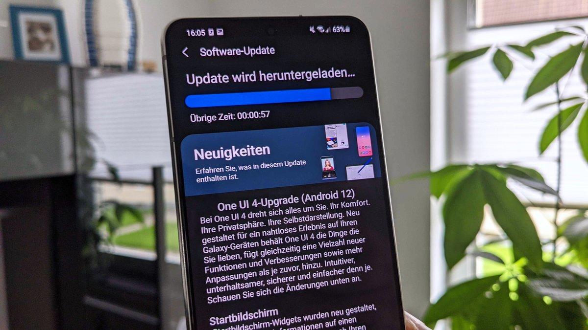 Samsung Galaxy S21: Android 12 mit One UI 4.0 jetzt installieren – so gehts