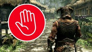 Skyrim und andere Open-World-Spiele müssen endlich eine wichtige Lektion lernen