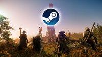 Steam-Dauerbrenner: Neuer RPG-Hit dominiert die Charts