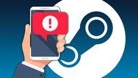 Steam-Warnung: Spieler sollten bei dieser Nachricht aufpassen