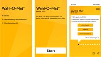 Wahl-O-Mat-App: Download für Android & iOS