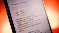 iOS 15 macht Ärger: iPhone-Nutzer verlieren Fotos