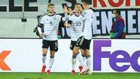 Fußball heute: Deutschland – Armenien im Live-Stream und TV bei RTL & TVNOW