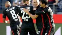 Fußball heute: Eintracht Frankfurt – Royal Antwerpen im Stream und TV – Europa League bei TVNOW