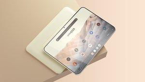 Vom Pixel 6 inspiriert: Googles Android-Tablet ist eine Augenweide