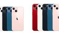 iPhone 13 vs. iPhone 13 mini: Unterschiede im Vergleich