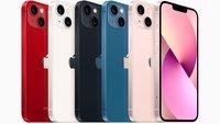 iPhone 13 vorbestellen: Hier gibt's ab heute die neuen iPhones