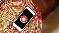 iPhone: Bildschirm aufnehmen: Screen-Recording mit Ton