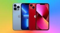 So macht Samsung sich über Apples neues iPhone 13 lustig