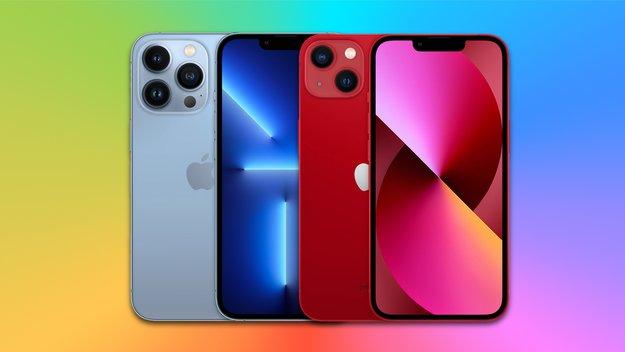iPhone 13 Pro vs. iPhone 13: Darum ist eines der Smartphones schneller