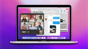 macOS Monterey: Version 12 des Mac-Systems steht zum Download bereit