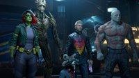 Guardians of the Galaxy angespielt: Eine schrecklich nette Familie