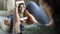 FaceTime: Hintergrund bei Video-Anrufen unscharf machen – so gehts