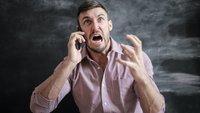 Anrufe von 0041915324155: Lästig, gefährlich, Betrug!