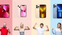 Welcher iPhone 13-Typ bist du?