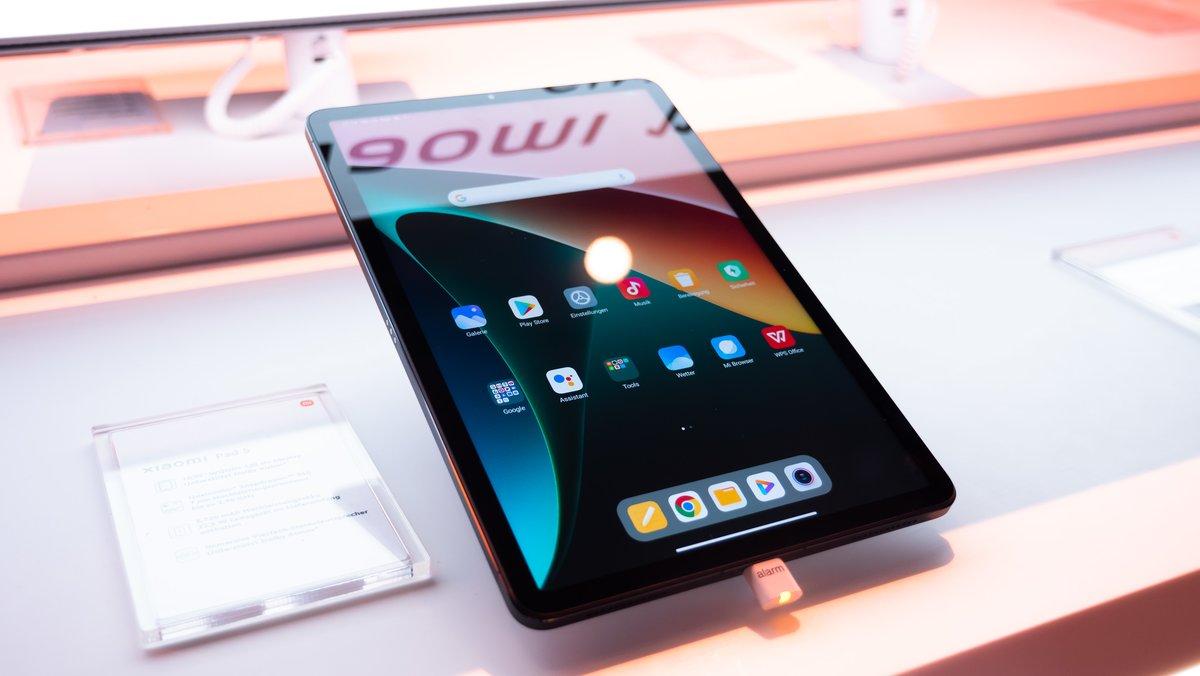 Xiaomi Pad 5: Brandneues Android-Tablet bei MediaMarkt zum Hammerpreis