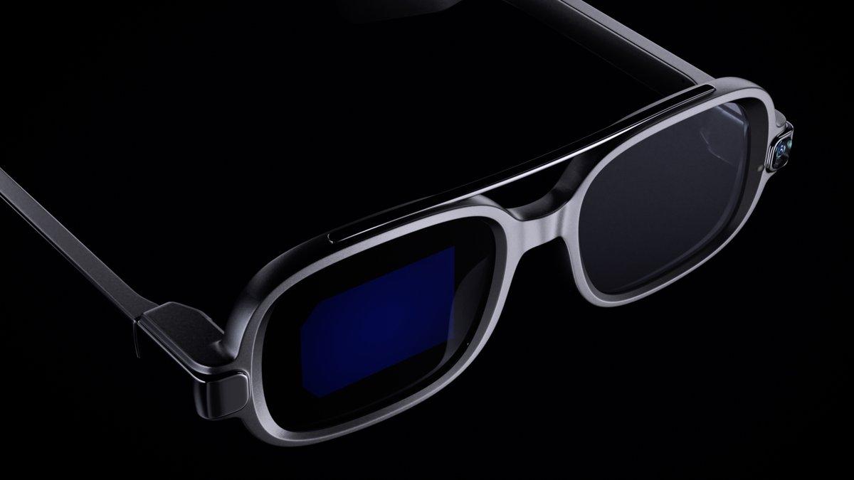 Xiaomi stellt smarte Brille vor: So sieht die Zukunft nach Smartphones aus