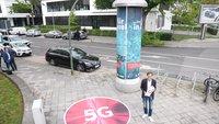 Vodafone: Litfaßsäule der Zukunft versorgt uns mit 5G