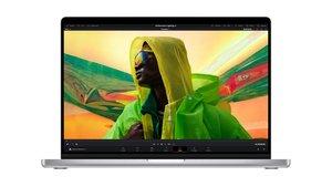 MacBook Pro 2021 Display – technische Details (Größe, Auflösung, Hz)