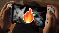 Burn-in bei der OLED-Switch: Nintendo verrät, wie ihr das Problem vermeidet