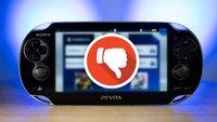 Sony macht PS3- und PS-Vita-Spielern das Leben noch schwerer
