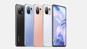 Xiaomi 11 Lite 5G NE: Beliebtes Smartphone inkl. 10 GB zum Sparpreis