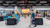Amazon: Erster Vier-Sterne-Store in Europa eröffnet