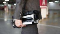 Kleiner E-Scooter: Neuer Mini-Roller passt sogar in den Rücksack