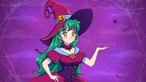 Spinnenbein und Besenstiel: 9 Anime, die euch Halloween versüßen