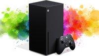 Neue Xbox Series X: Microsoft verlost quietschbunte Next-Gen-Konsolen