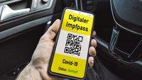 CovPass App: Mehrere Personen speichern – so gehts