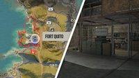 Far Cry 6: Fort Quito Schlüssel für Waffenkiste finden (Schmuggelware)