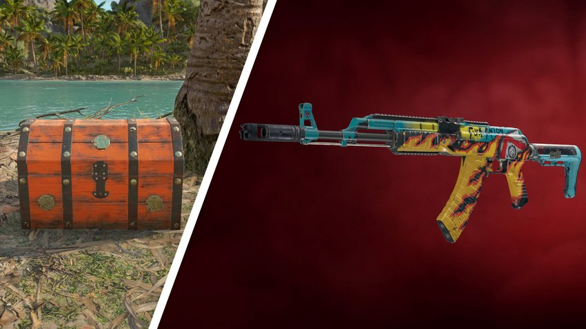 """We show you where you can use the mysterious key in Far Cry 6 to get the rifle """"Antón bastard"""" unlock."""