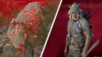 Far Cry 6: Alle mythischen Tiere und Jagdgebiete für alle Arten