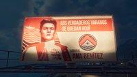 Far Cry 6: Verhandlungstricks - Alle 5 Werbetafeln von Admiralin Benítez (Fundorte)