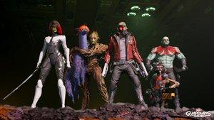 Marvel's Guardians of the Galaxy: Alle Lieder mit Liste