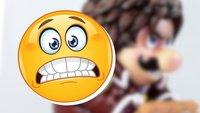 Super Mario und One Piece ergeben zusammen ein Monster, wie teure Figur beweist