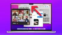 MacBook Pro 2021: Apples Notch verschwinden lassen – so geht's