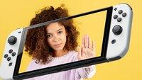 Nintendo warnt: Das solltet ihr auf keinen Fall bei eurer OLED-Switch tun