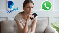 PayPal-Code per WhatsApp erhalten: Was steckt dahinter?