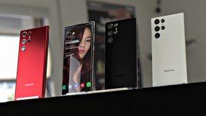 Samsung Galaxy S22 Ultra: Dieses Design ist ein echter Blickfang