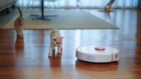 Dyson: Ungewöhnlicher Roboter-Staubsauger aufgetaucht