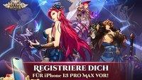 Mythic Heroes-Gewinnspiel: PS5 und iPhone 13 zum Launch