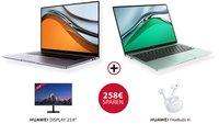 HUAWEI MateBook 14s und 16 starten mit Mega-Angebot