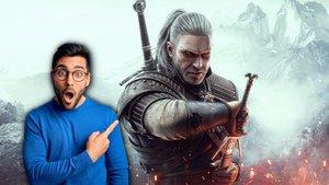 The Witcher 3: Geralt bahnt sich seinen Weg auf PS5 und Xbox