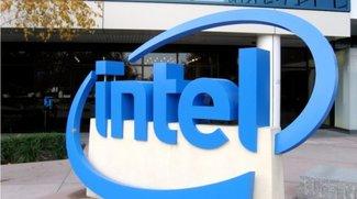 Intel Prozessoren sollen ab nächstem Jahr in Android Smartphones erscheinen