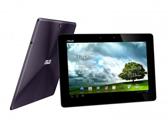 ASUS Transformer Prime: Android 4.1 Jelly Bean ist da
