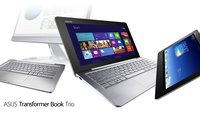 ASUS Transformer Book Trio: Android-Tablet und Windows 8-Laptop in einem